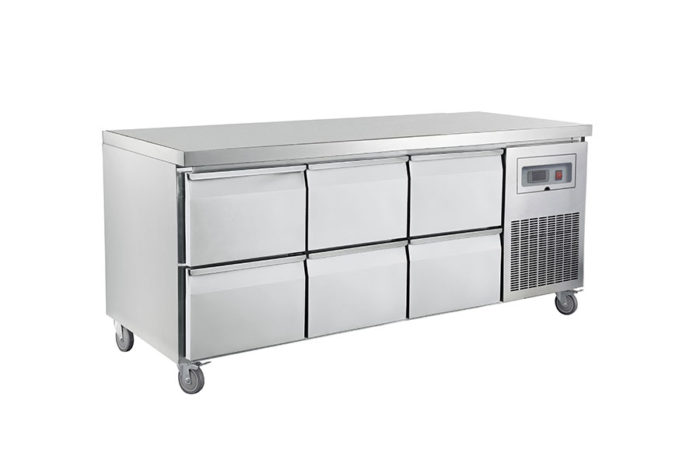 UNDERBAR FRIDGE/FREEZER – SWF19D6