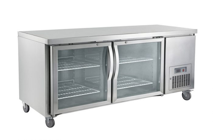 UNDERBAR FRIDGE/FREEZER – CWF18M2G