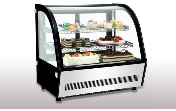 Hot or Cold Counter Top Display