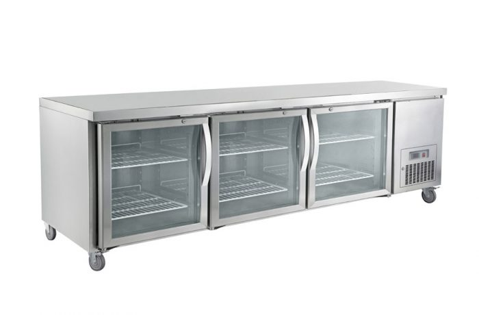 UNDERBAR FRIDGE/FREEZER – SWF22M3G