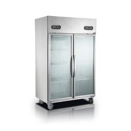 UPRIGHT FRIDGE & FREEZER